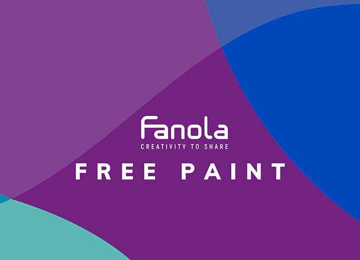 fanola-free-paint-logo